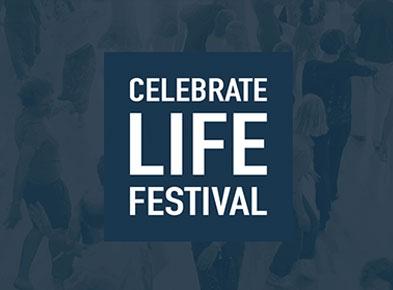 Das Celebrate Life Festival